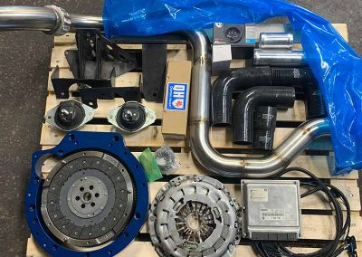 BMW engine conversion parts available to purchase and install yourself DIY
